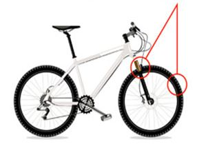 hardtail mountain bike
